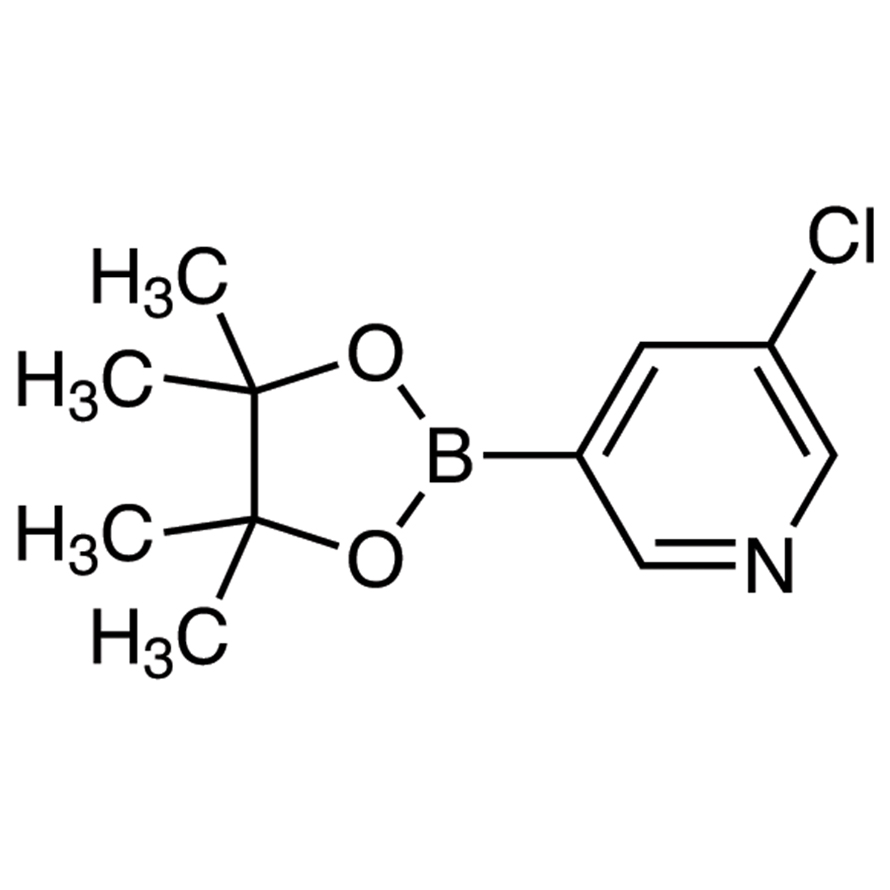 3-Chloro-5-(4,4,5,5-tetramethyl-1,3,2-dioxaborolan-2-yl)pyridine