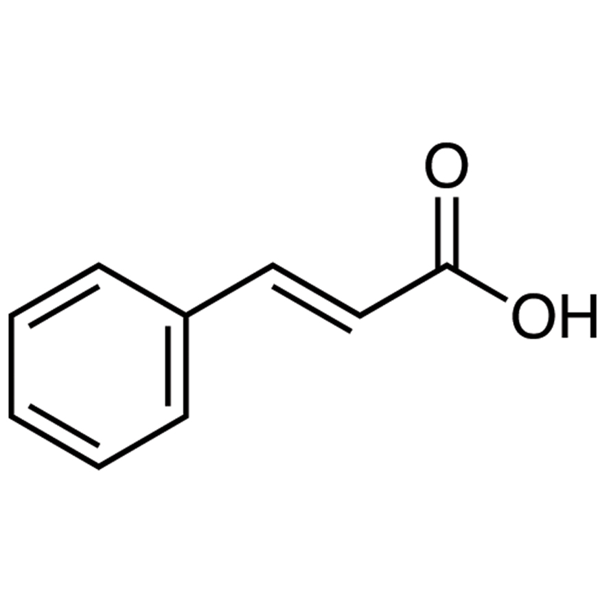 trans-Cinnamic Acid [Matrix for MALDI-TOF/MS]