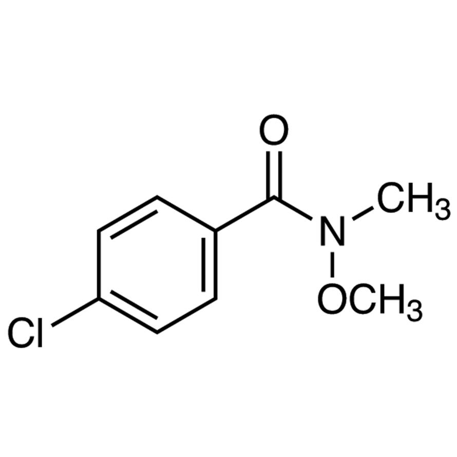 4-Chloro-N-methoxy-N-methylbenzamide