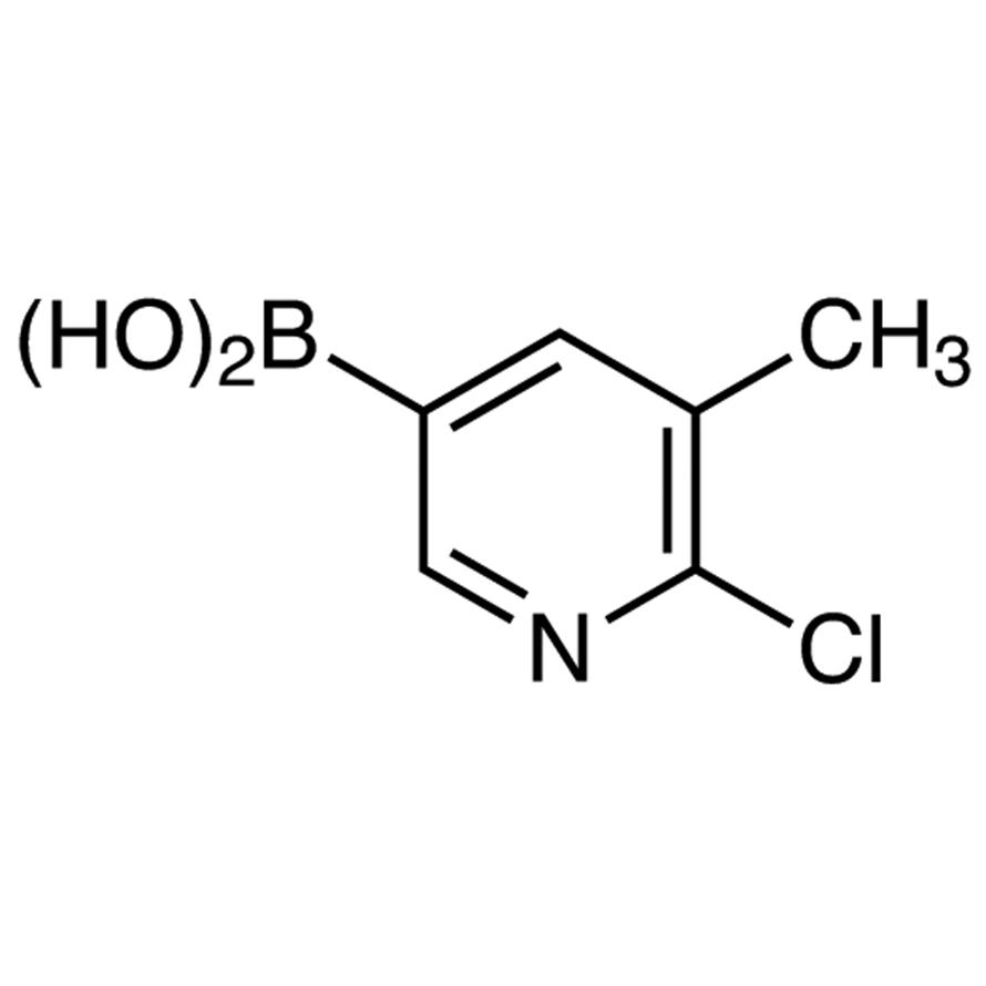 2-Chloro-3-methylpyridine-5-boronic Acid (contains varying amounts of Anhydride)