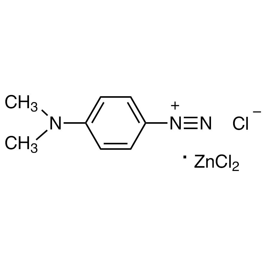 4-Diazo-N,N-dimethylaniline Chloride Zinc Chloride