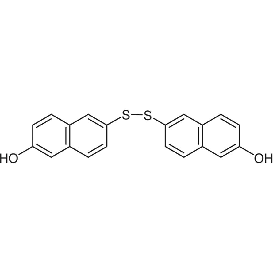 Bis(6-hydroxy-2-naphthyl) Disulfide