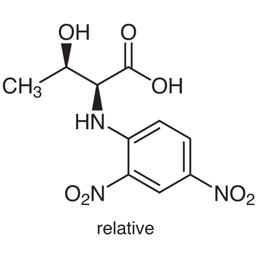N-(2,4-Dinitrophenyl)-DL-threonine