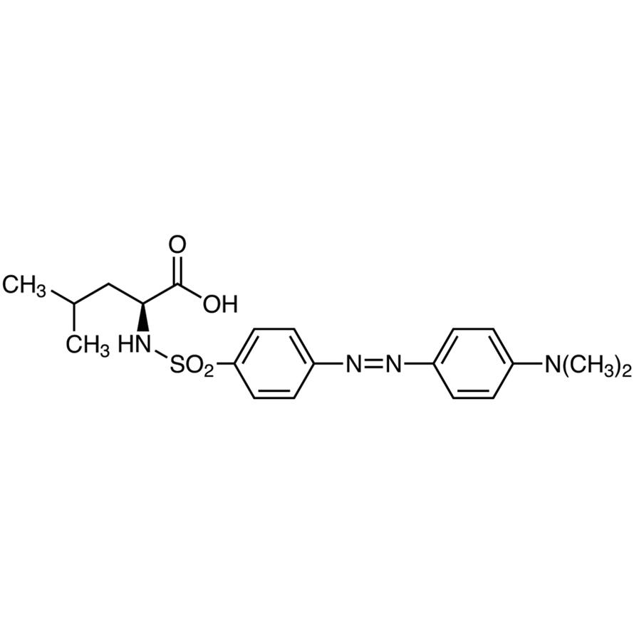 Dabsyl-L-leucine