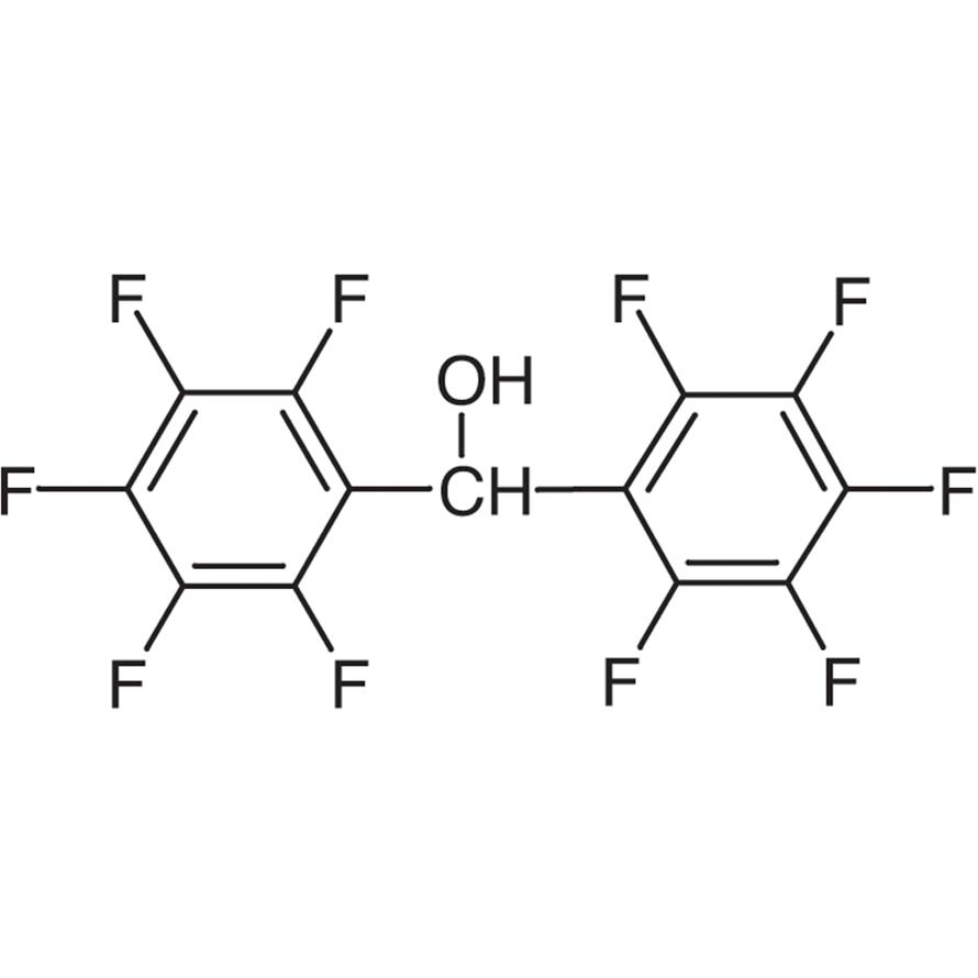 Decafluorobenzhydrol