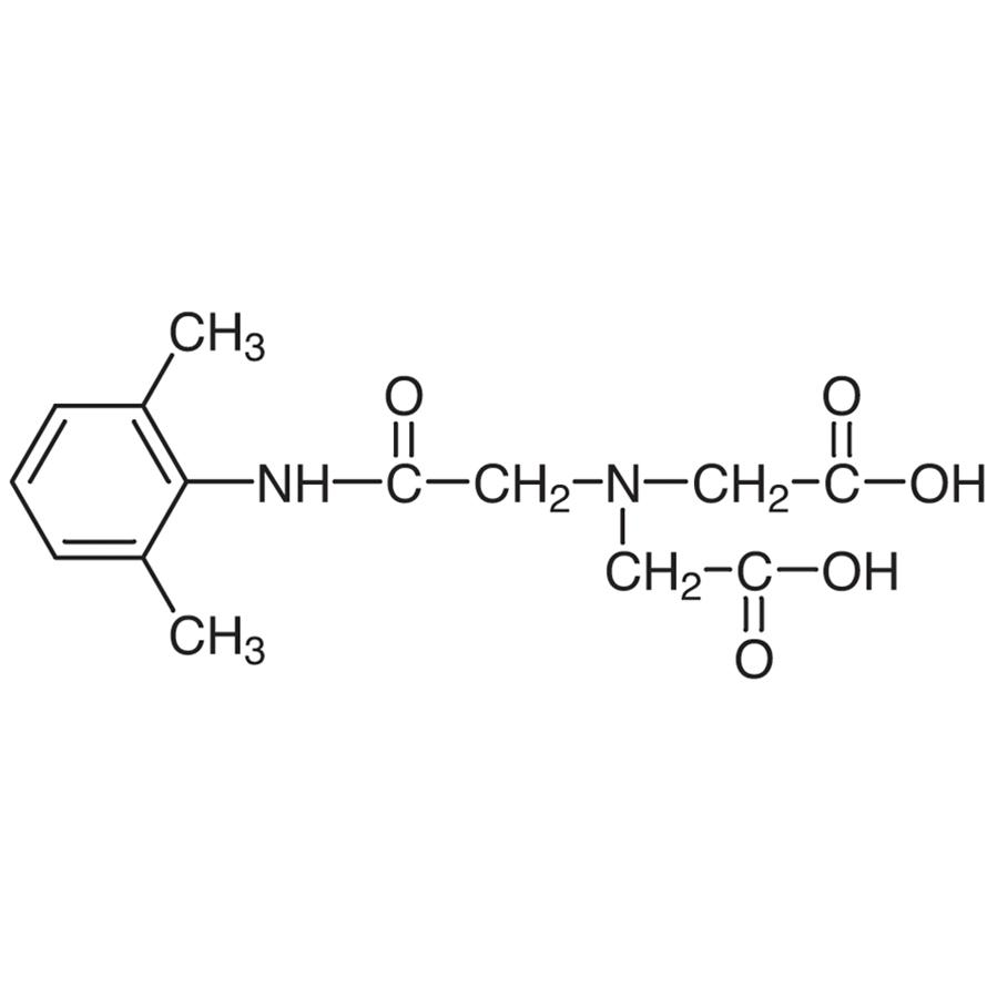 N-(2,6-Dimethylphenylcarbamoylmethyl)iminodiacetic Acid