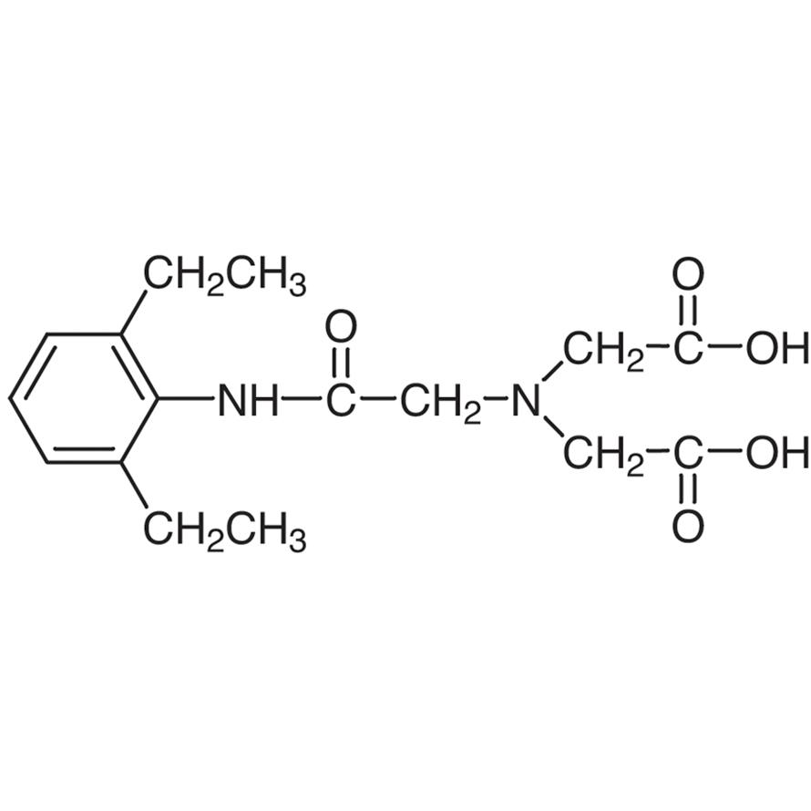 N-(2,6-Diethylphenylcarbamoylmethyl)iminodiacetic Acid