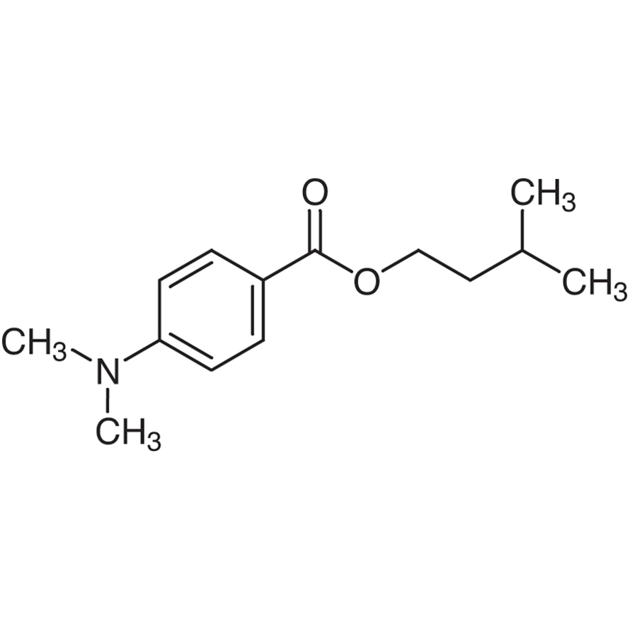 Isoamyl 4-(Dimethylamino)benzoate [contains 2-Methylbutyl 4-(Dimethylamino)benzoate]