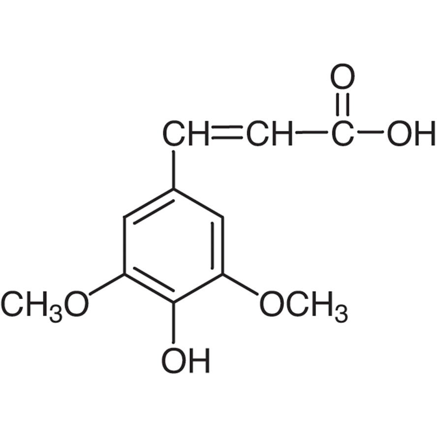 3,5-Dimethoxy-4-hydroxycinnamic Acid