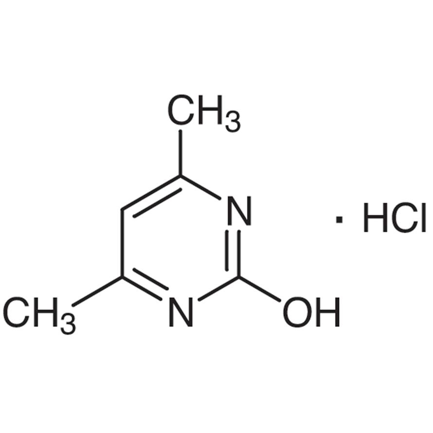 4,6-Dimethyl-2-hydroxypyrimidine Hydrochloride