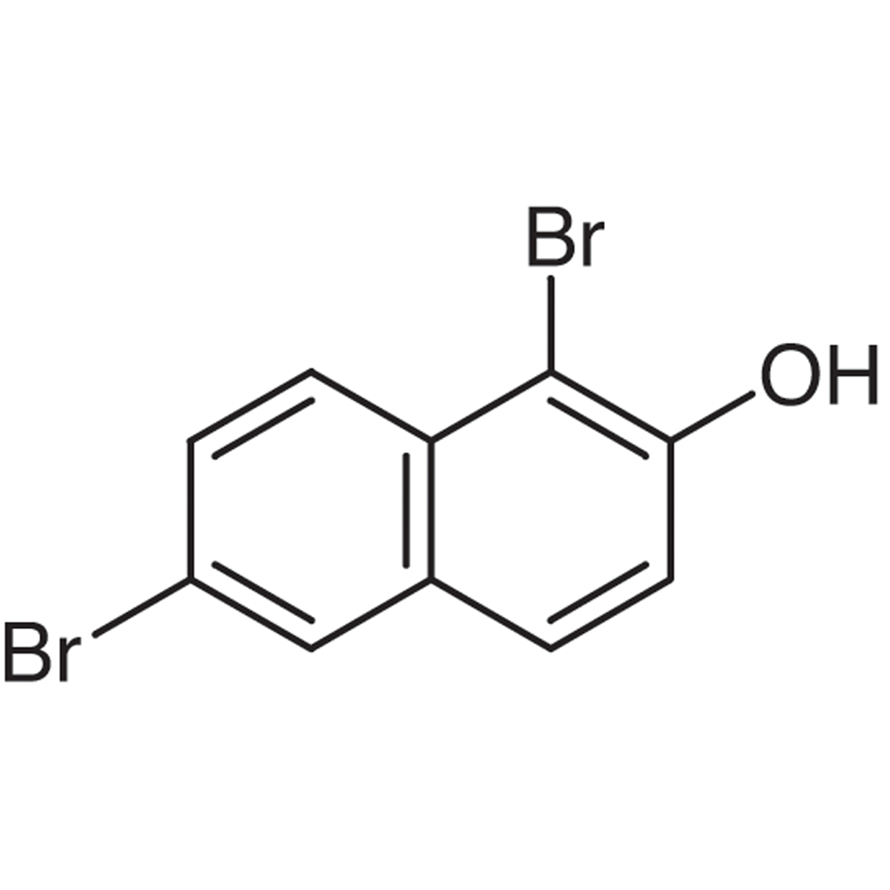 1,6-Dibromo-2-naphthol