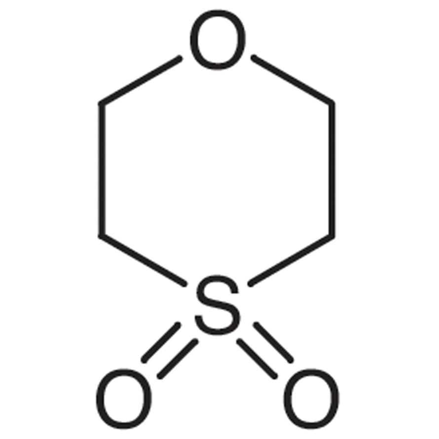 4,4-Dioxo-1,4-oxathiane