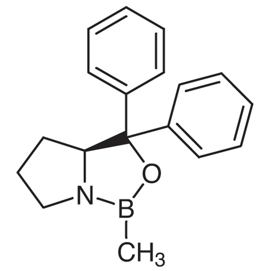 (S)-5,5-Diphenyl-2-methyl-3,4-propano-1,3,2-oxazaborolidine