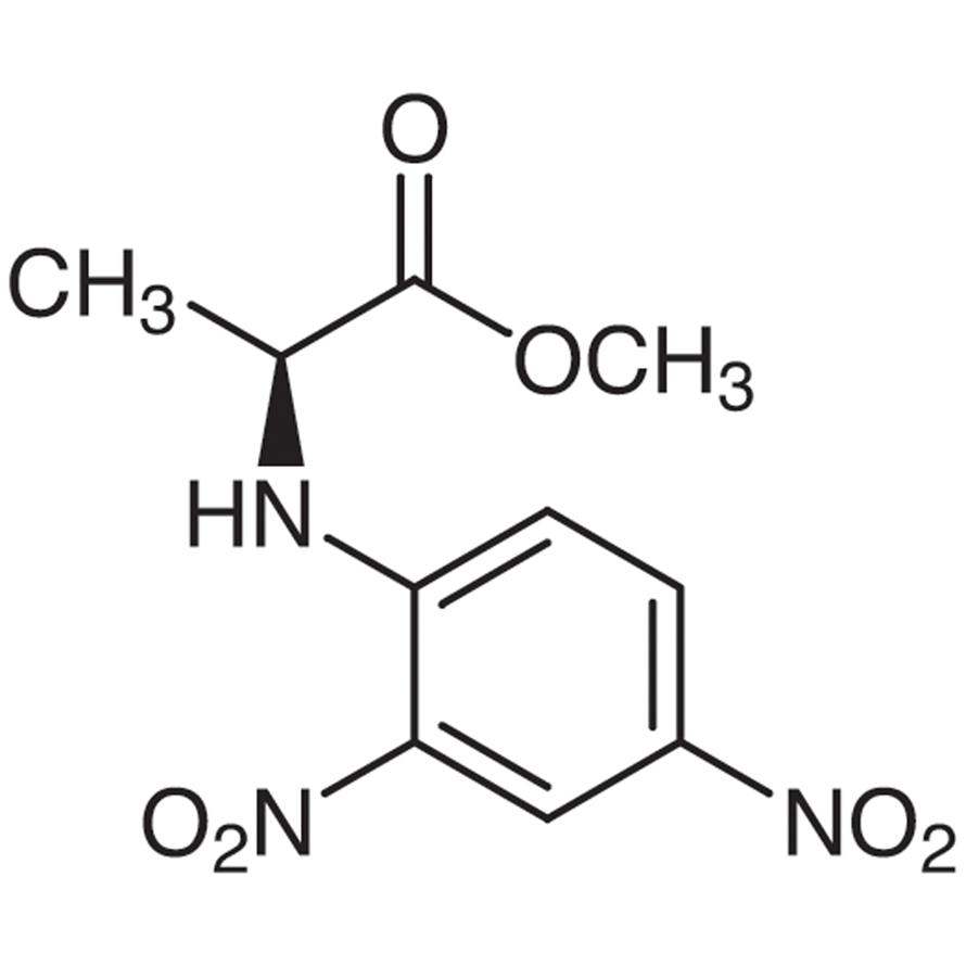 N-(2,4-Dinitrophenyl)-L-alanine Methyl Ester