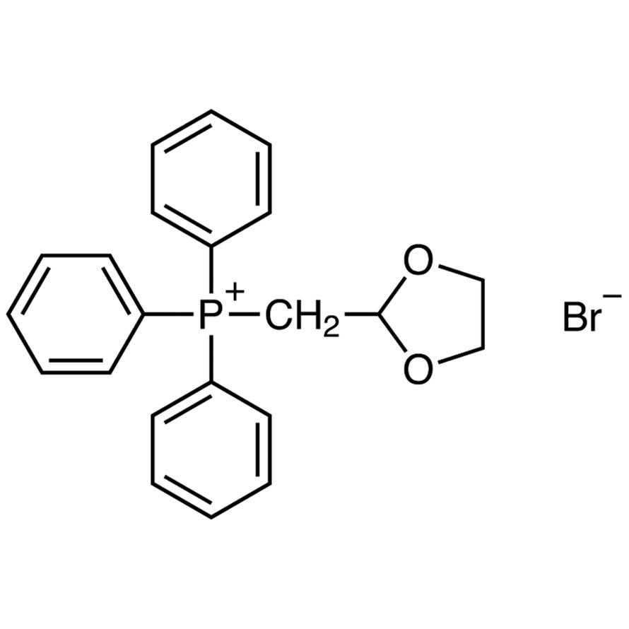 (1,3-Dioxolan-2-yl)methyltriphenylphosphonium Bromide