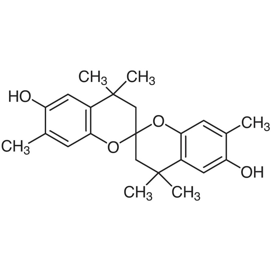 6,6'-Dihydroxy-4,4,4',4',7,7'-hexamethyl-2,2'-spirobichroman