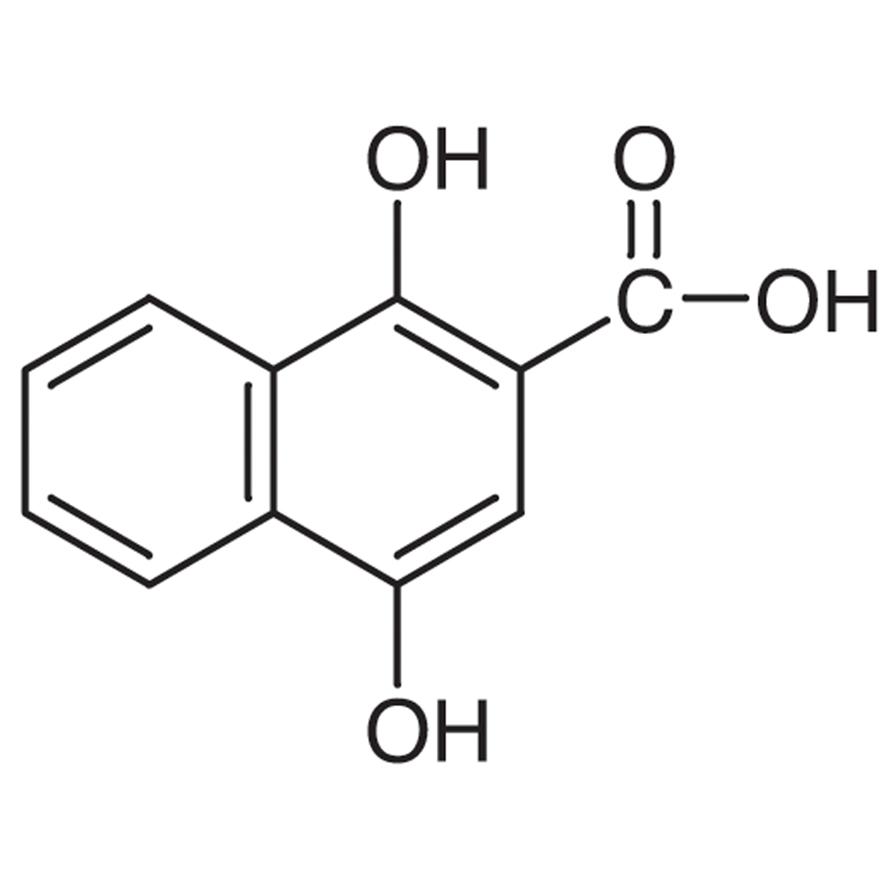 1,4-Dihydroxy-2-naphthoic Acid