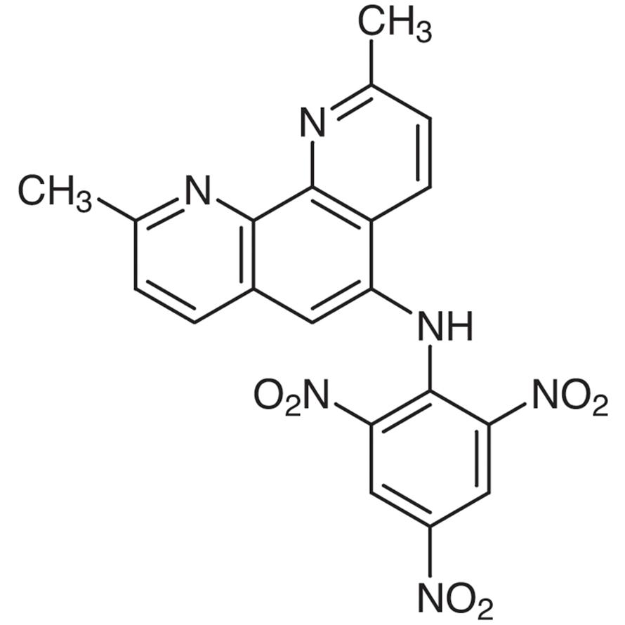 2,9-Dimethyl-5-picrylamino-1,10-phenanthroline