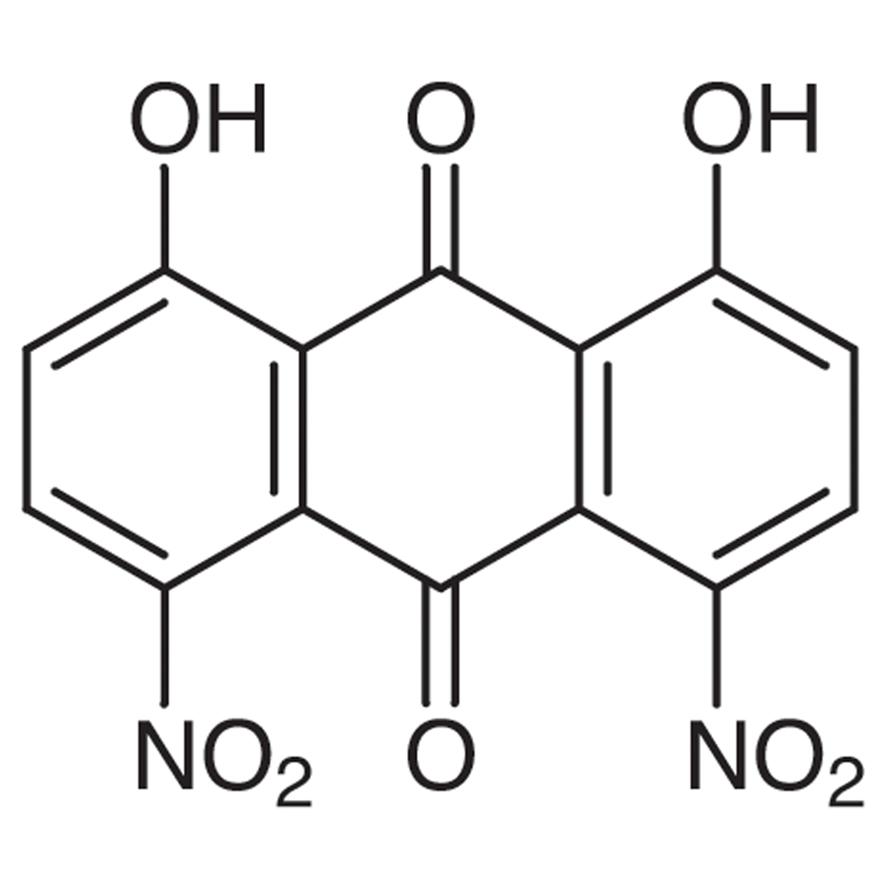 1,8-Dihydroxy-4,5-dinitroanthraquinone