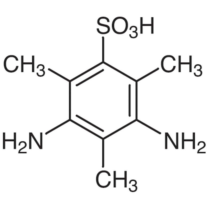 3,5-Diamino-2,4,6-trimethylbenzenesulfonic Acid