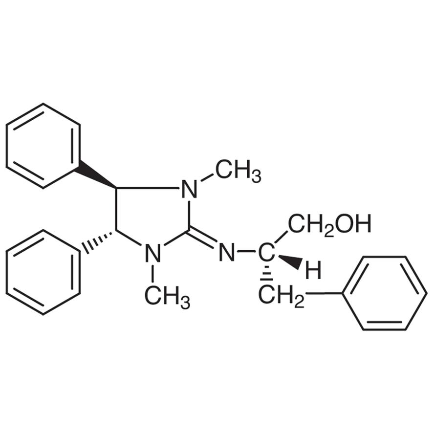 (4R,5R)-1,3-Dimethyl-4,5-diphenyl-2-[(S)-1-benzyl-2-hydroxyethylimino]imidazolidine