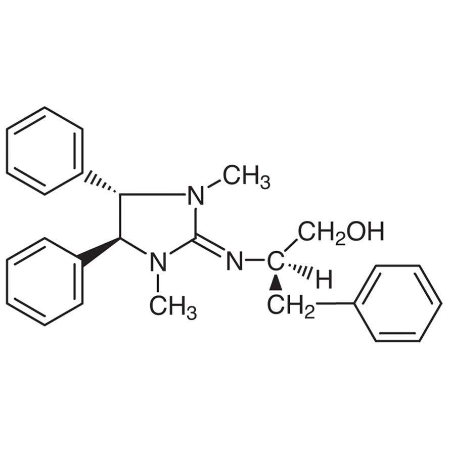 (4S,5S)-1,3-Dimethyl-4,5-diphenyl-2-[(R)-1-benzyl-2-hydroxyethylimino]imidazolidine