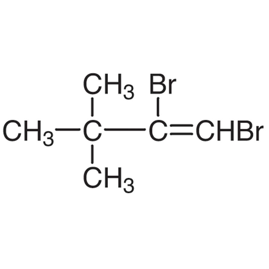 1,2-Dibromo-3,3-dimethyl-1-butene