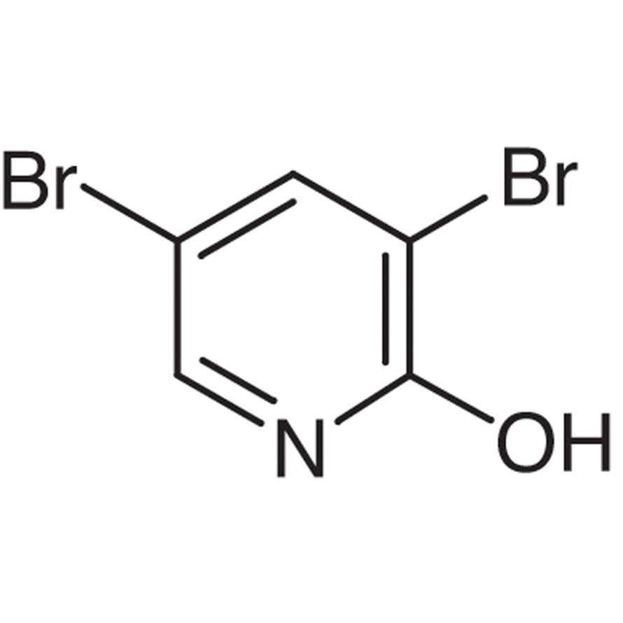 3,5-Dibromo-2-hydroxypyridine