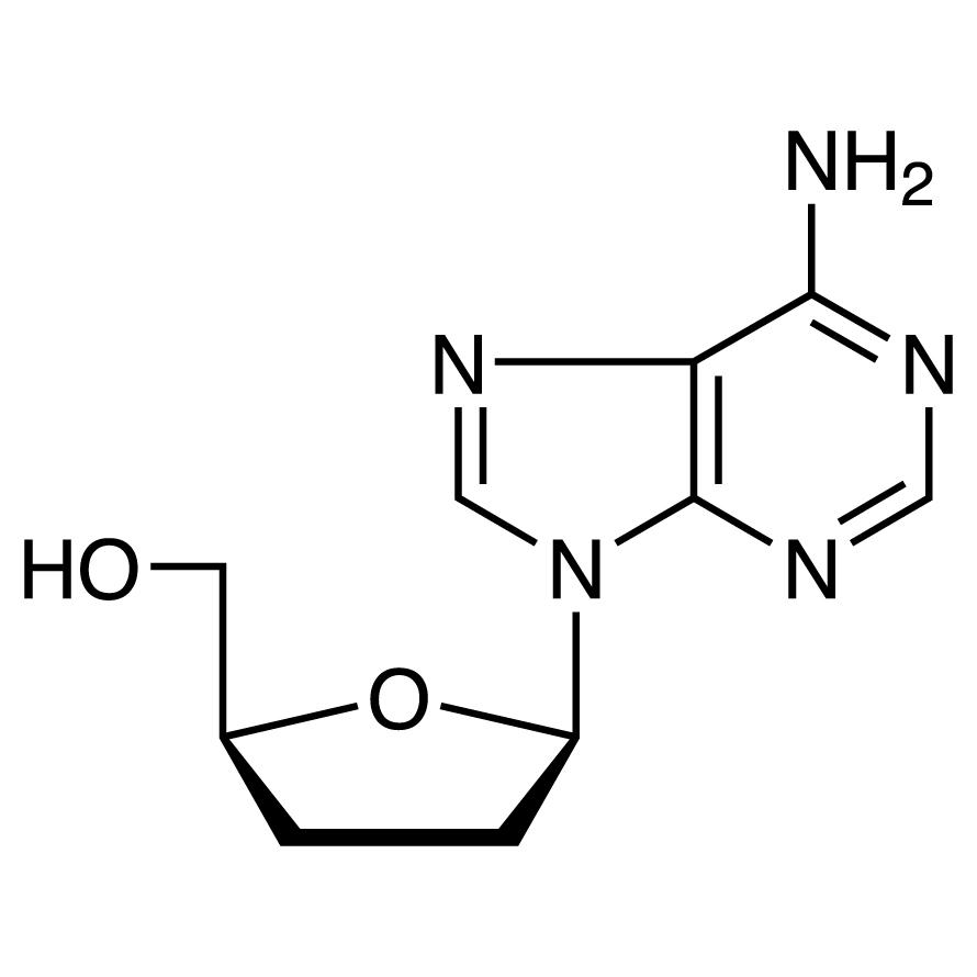 2',3'-Dideoxyadenosine