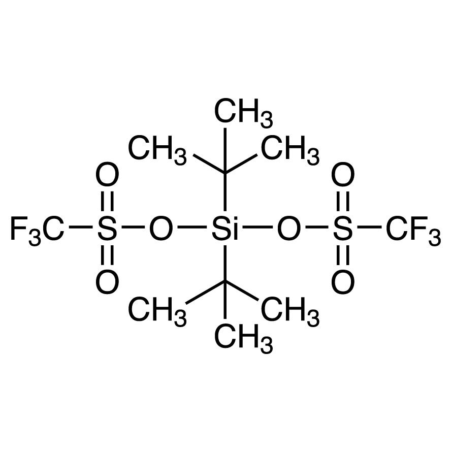 Di-tert-butylsilyl Bis(trifluoromethanesulfonate)