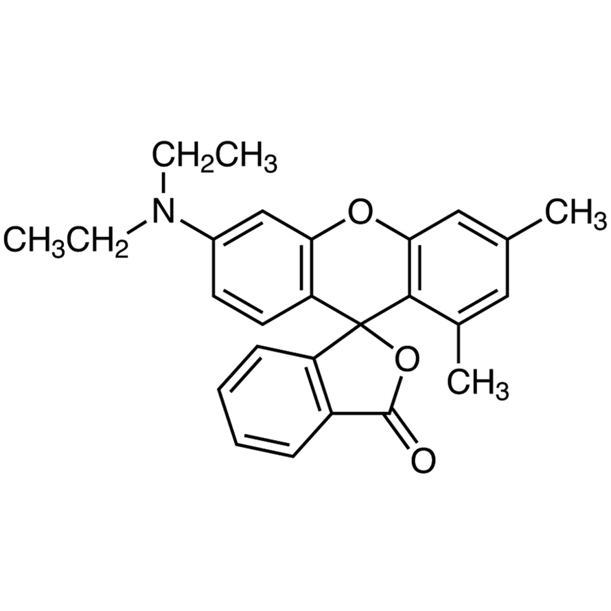 6'-(Diethylamino)-1',3'-dimethylfluoran
