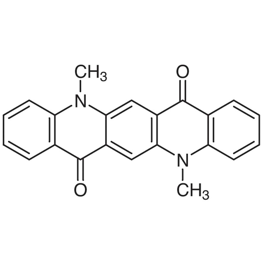 N,N'-Dimethylquinacridone (purified by sublimation)