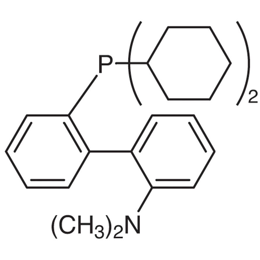 2-(Dicyclohexylphosphino)-2'-(dimethylamino)biphenyl