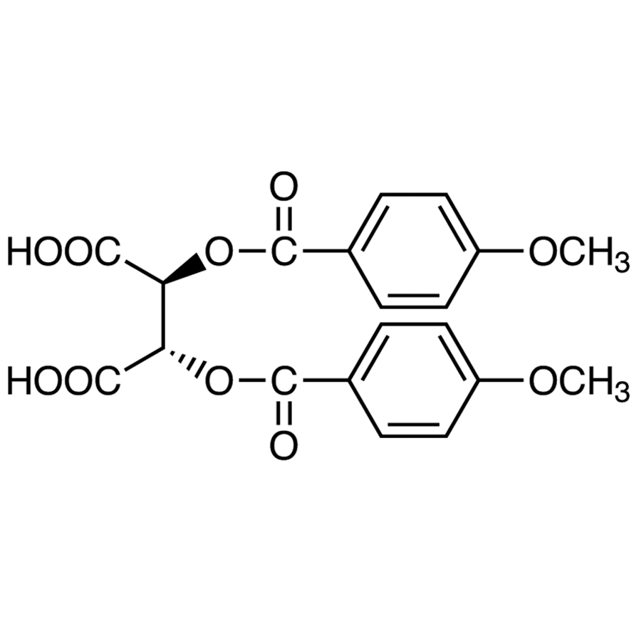 (+)-Di-p-anisoyl-D-tartaric Acid