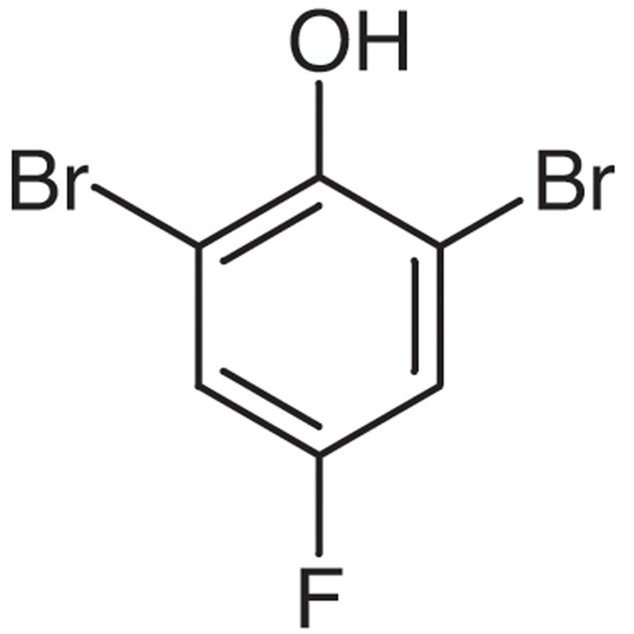 2,6-Dibromo-4-fluorophenol