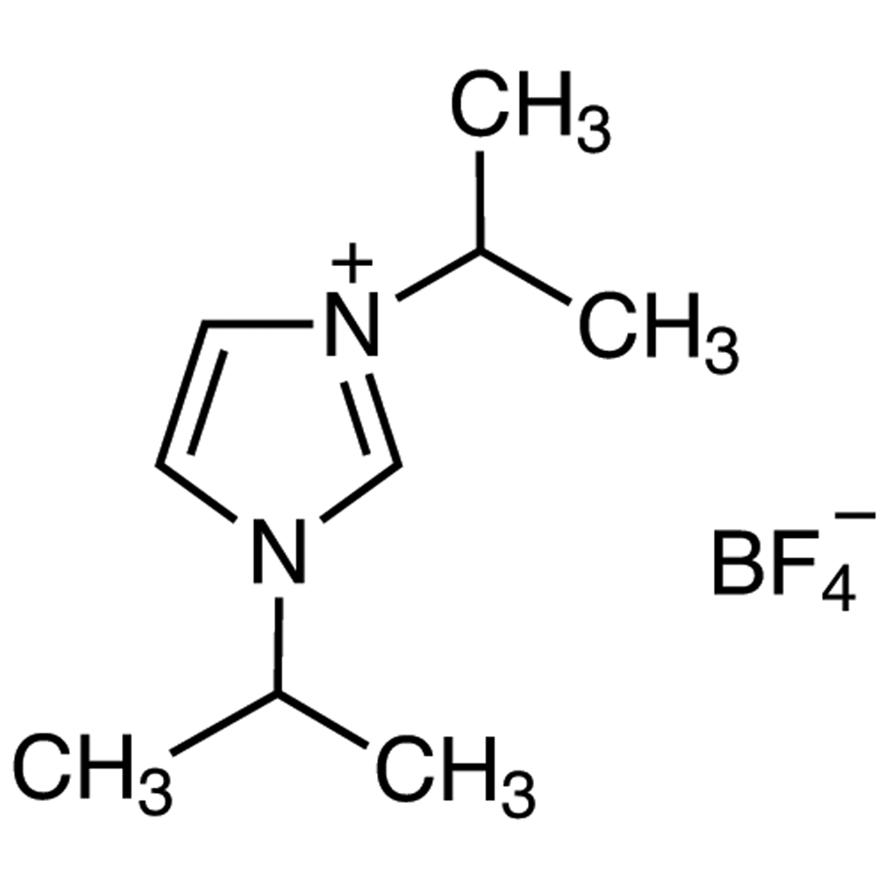 1,3-Diisopropylimidazolium Tetrafluoroborate