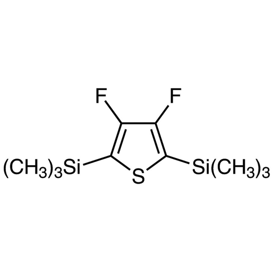 3,4-Difluoro-2,5-bis(trimethylsilyl)thiophene