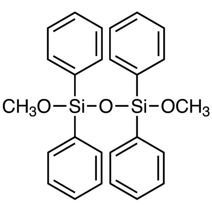 1,3-Dimethoxy-1,1,3,3-tetraphenyldisiloxane