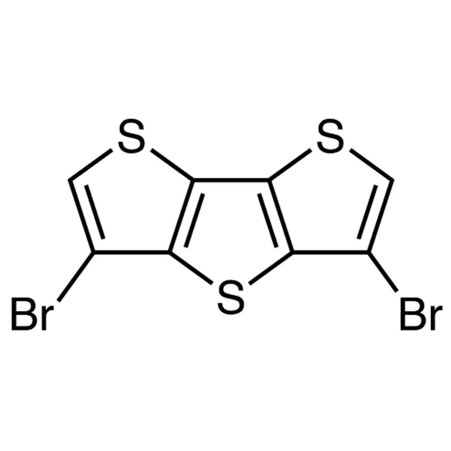 3,5-Dibromodithieno[3,2-b:2',3'-d]thiophene