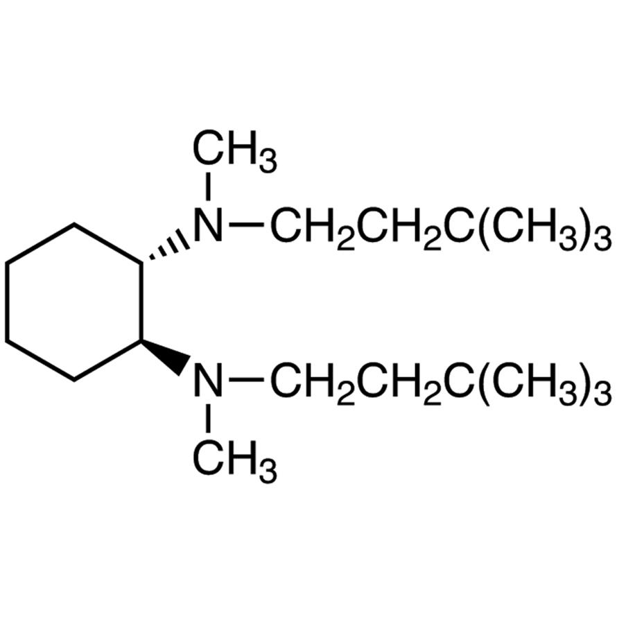 (1S,2S)-N,N'-Dimethyl-N,N'-bis(3,3-dimethylbutyl)cyclohexane-1,2-diamine