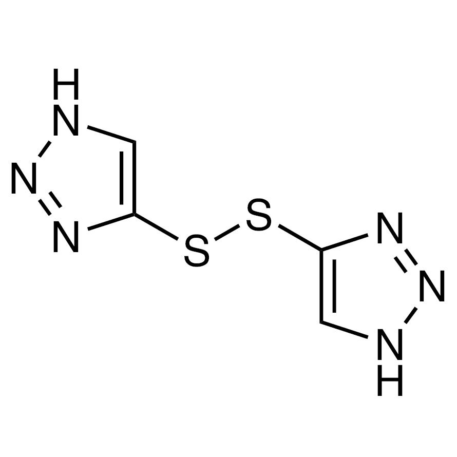 4,4'-Di(1,2,3-triazolyl) Disulfide