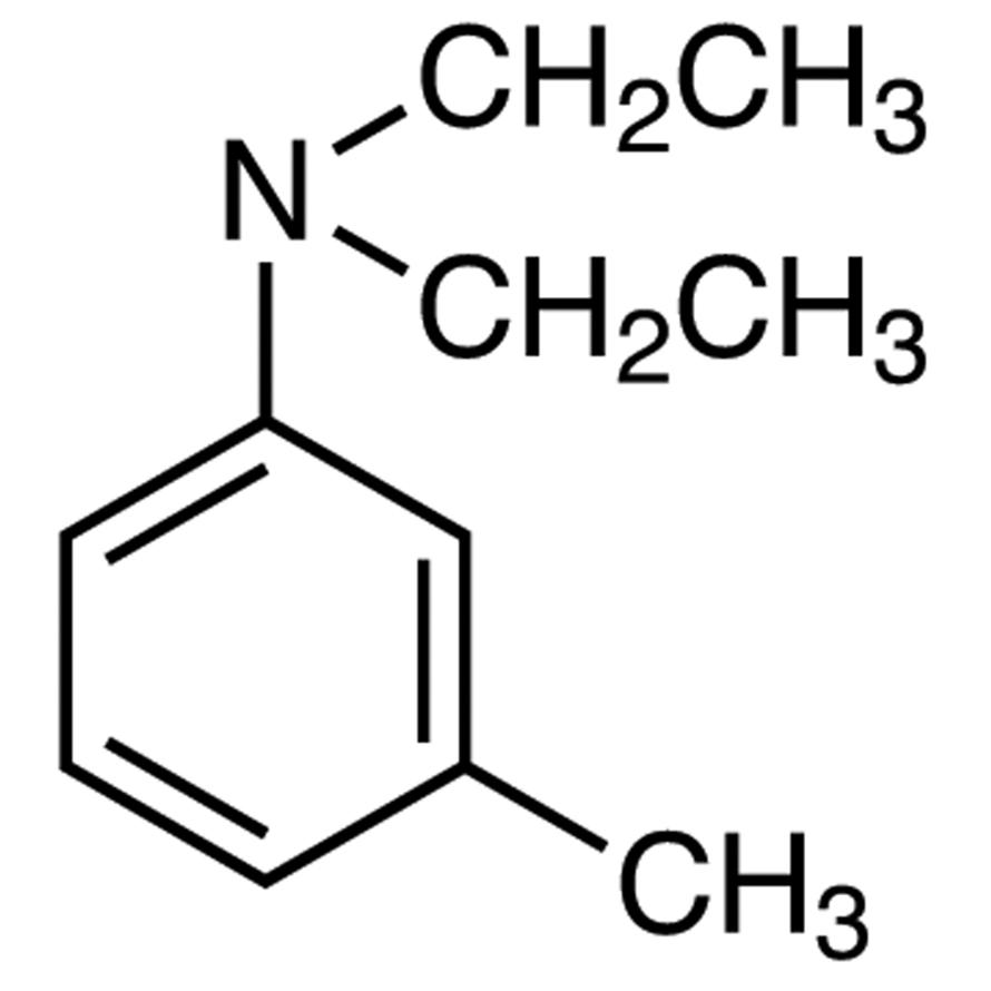 N,N-Diethyl-m-toluidine [for Biochemical Research]