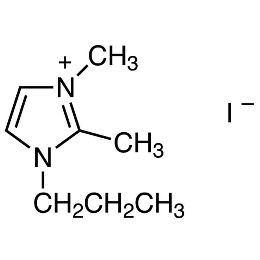1,2-Dimethyl-3-propylimidazolium Iodide