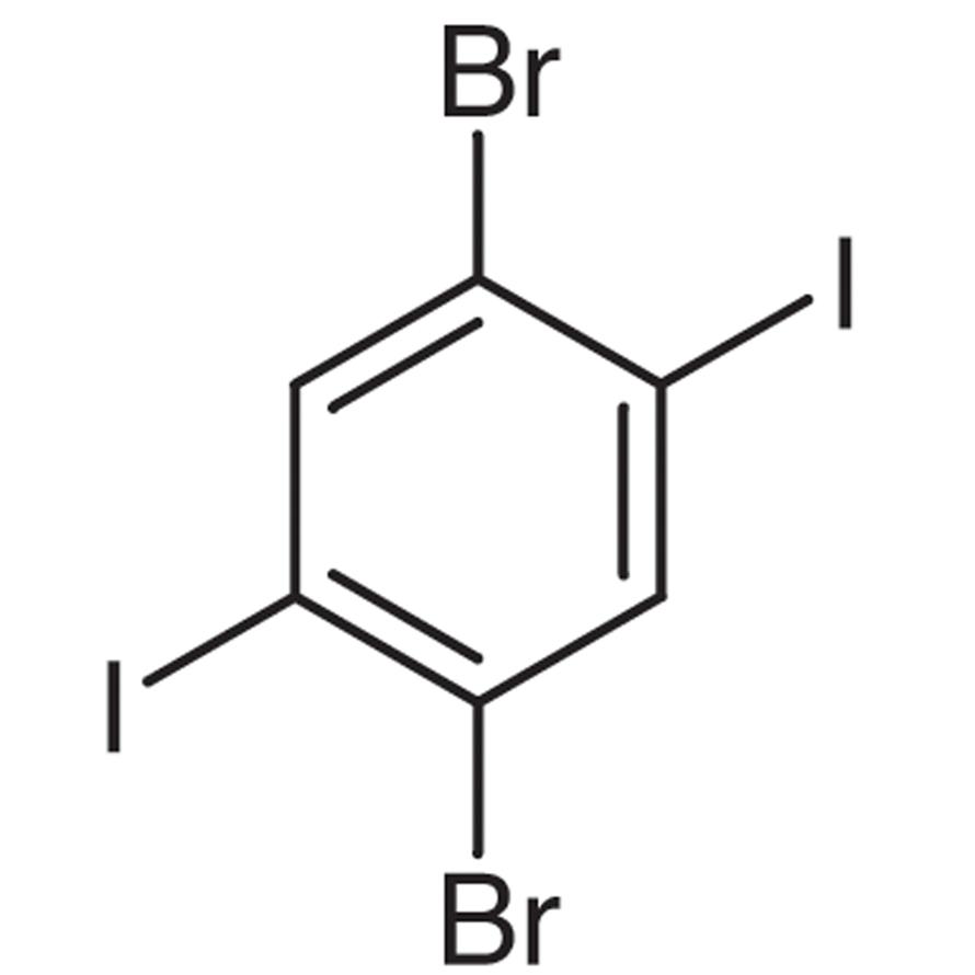 1,4-Dibromo-2,5-diiodobenzene