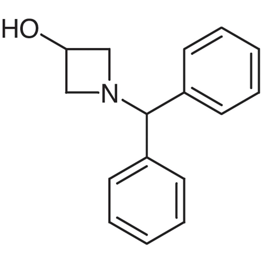 1-(Diphenylmethyl)-3-hydroxyazetidine