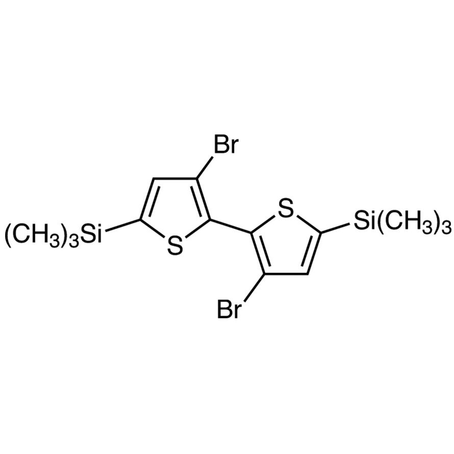 3,3'-Dibromo-5,5'-bis(trimethylsilyl)-2,2'-bithiophene