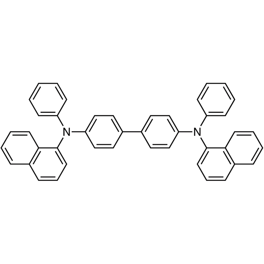 N,N'-Di-1-naphthyl-N,N'-diphenylbenzidine (purified by sublimation)