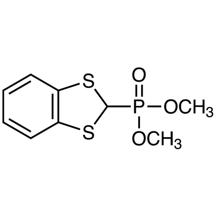 Dimethyl 1,3-Benzodithiol-2-ylphosphonate