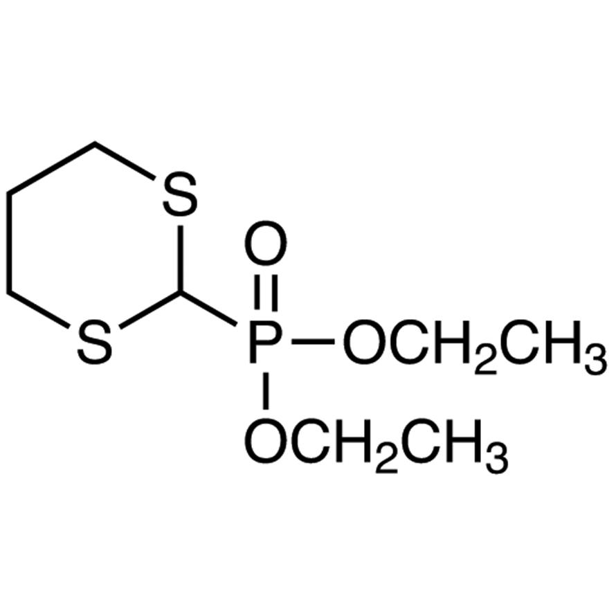 Diethyl (1,3-Dithian-2-yl)phosphonate