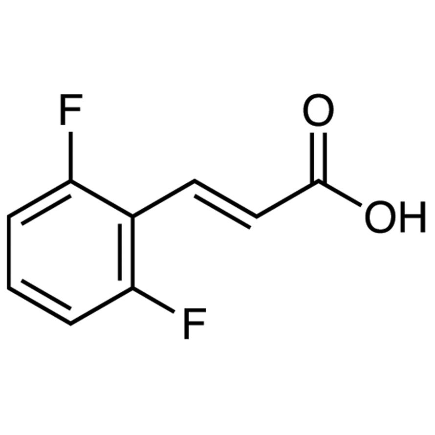 trans-2,6-Difluorocinnamic Acid